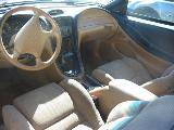 1995 Ford Mustang 5.0 HO Automatic AODE - Blue/Green - Image 3