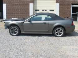 2002 Ford Mustang 4.6L Automatic- GRAY
