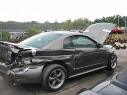 2002 Ford Mustang 4.6 Automatic- GRAY