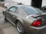 2002 Ford Mustang 4.6 Automatic- GRAY - Image 2