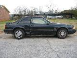 1990 Ford Mustang 5.0 T-5 5 Speed - Black - Image 2