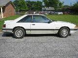 1990 Ford Mustang 5.0 T-5 5 Speed - White - Image 2