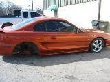 1995 Ford Mustang 5.0 5-Speed T-5 - Orange - Image 2