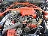 1995 Ford Mustang 5.0 5-Speed T-5 - Orange - Image 4