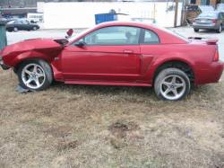 2003 Ford Mustang 4.6 T3650- Red