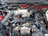 2003 Ford Mustang 4.6 T3650- Red - Image 3