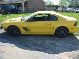 1995 Ford Mustang 5.0 T-5 Five Speed - Yellow - Image 2