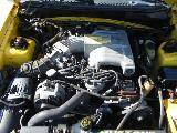 1995 Ford Mustang 5.0 T-5 Five Speed - Yellow - Image 4