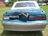 1990 Ford Mustang 5.0 Automatic AOD - Teal & Silver - Image 5