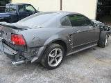 2003 Ford Mustang 4.6 4v 5 Speed- Mineral Grey - Image 2