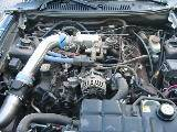 2003 Ford Mustang 4.6 5 Speed- black - Image 4