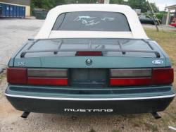 1990 Ford Mustang 5.0 HO T-5 Five Speed - Green - Image 5