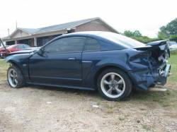 2003 Ford Mustang 4.6 Automatic- Blue - Image 1
