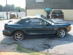 1995 Ford Mustang 5.0 AOD E Automatic - Green - Image 2