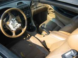 1995 Ford Mustang 5.0 AOD E Automatic - Green - Image 3