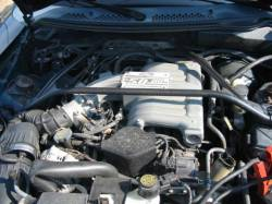 1995 Ford Mustang 5.0 AOD E Automatic - Green - Image 4