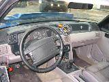1990 Ford Mustang 5.0 HO T-5 Five Speed - Blue & Silver - Image 3