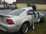 2003 Ford Mustang 4.6L SOHC Automatic- Silver - Image 5