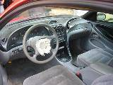 1995 Ford Mustang 5.0 AODE Automatic - Red - Image 3