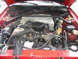 1995 Ford Mustang 5.0 AODE Automatic - Red - Image 4