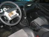 2003 Ford Mustang 4.6L DOHC S/C T-56- Sonic Blue - Image 3