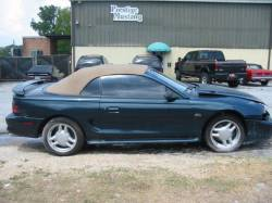 1995 Ford Mustang 5.0 AODE Automatic - Green - Image 2