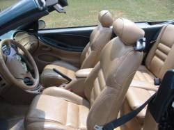 1995 Ford Mustang 5.0 AODE Automatic - Green - Image 3