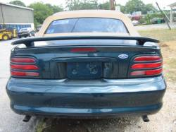 1995 Ford Mustang 5.0 AODE Automatic - Green - Image 5