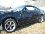 2003 Ford Mustang 4.6L SOHC 3650- Black - Image 2