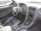 2003 Ford Mustang 4.6L SOHC 3650- Black - Image 4