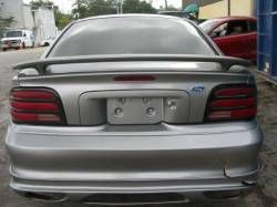 1995 Ford Mustang 5.0 T-5 Five Speed - Silver - Image 5