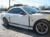 2003 Ford Mustang 4.6L SOHC Automatic- White - Image 2