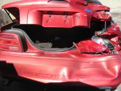 1995 Ford Mustang 5.0 AOD-E Automatic - Red - Image 5