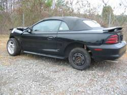 1995 Ford Mustang 5.0 HO AOD-E Automatic - Black - Image 1