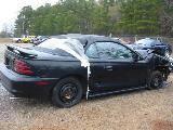 1995 Ford Mustang 5.0 HO AOD-E Automatic - Black - Image 2