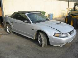 2003 Ford Mustang 4.6 Automatic- Silver - Image 1