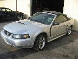 2003 Ford Mustang 4.6 Automatic- Silver - Image 2