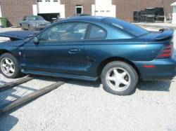 1995 Ford Mustang 5.0 5 Speed - Green - Image 2
