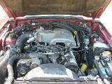 1990 Ford Mustang 5.0 HO T-5 - Red and Gray - Image 4
