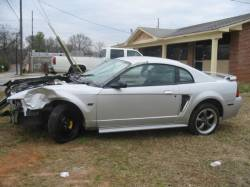 1999 Ford Mustang Coupe 4.6 T3650 Transmission - Silver