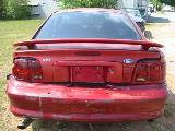 1995 Ford Mustang 4.6 Cobra 5 Speed - Red - Image 3