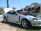 2003 Ford Mustang 4.6supercharged! 5-Speed- Silver - Image 2