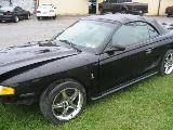 1996 Ford Mustang 4.6L DOHC T-45 - Black - Image 2