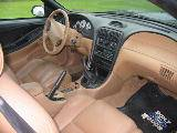 1996 Ford Mustang 4.6L DOHC T-45 - Black - Image 3