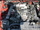 2003 Ford Mustang 4.6 Automatic- Red - Image 4