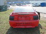 2003 Ford Mustang 4.6 Automatic- Red - Image 5
