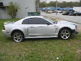 2003 Ford Mustang 4.6 5-Speed 3650- Silver - Image 2