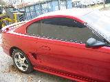 1996 Ford Mustang 4.6L DOHC T-45 - Red - Image 4
