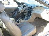 2003 Ford Mustang V-6 Automatic-Blue - Image 3