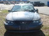 2003 Ford Mustang V-6 Automatic-Blue - Image 4
